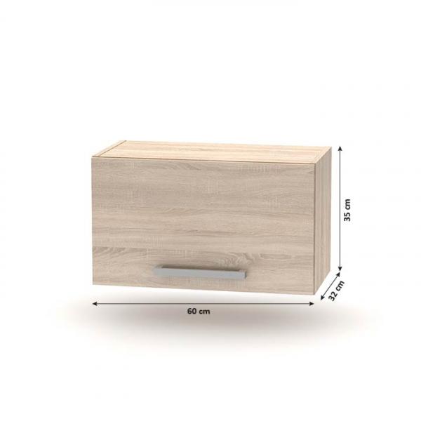 Ansamblu mobilier bucatarie NOVA PLUS 5