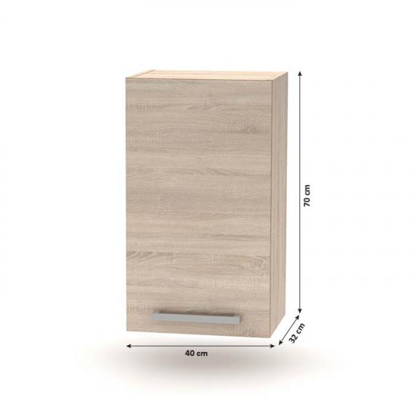 Ansamblu mobilier bucatarie NOVA PLUS [3]