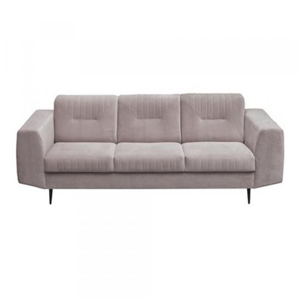 Canapea cu 3 locuri tapitata LEXUS [0]
