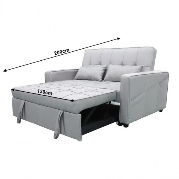 Canapea extensibila FRENKA BIG BED 15