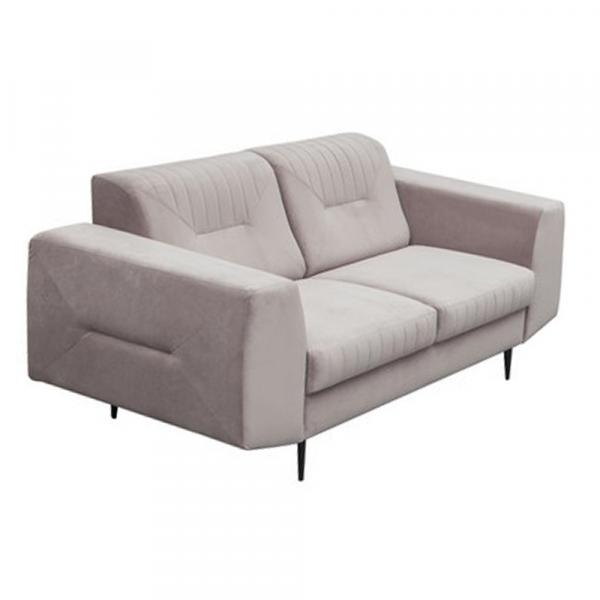 Canapea cu 2 locuri tapitata LEXUS [0]