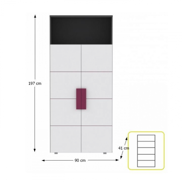 Dulap LOBETE R82 [1]