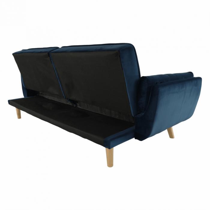 Canapea velvet extensibila FILEMA [6]