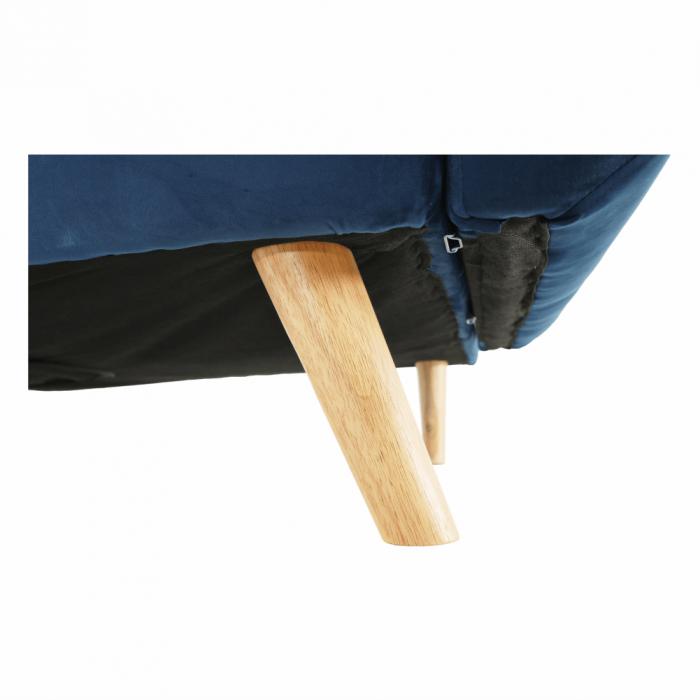 Canapea velvet extensibila FILEMA [8]
