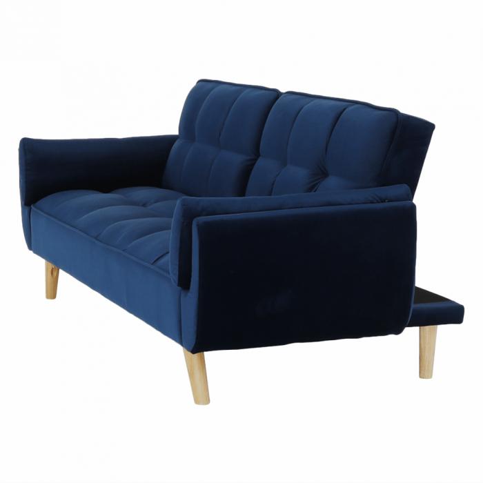 Canapea velvet extensibila FILEMA [3]