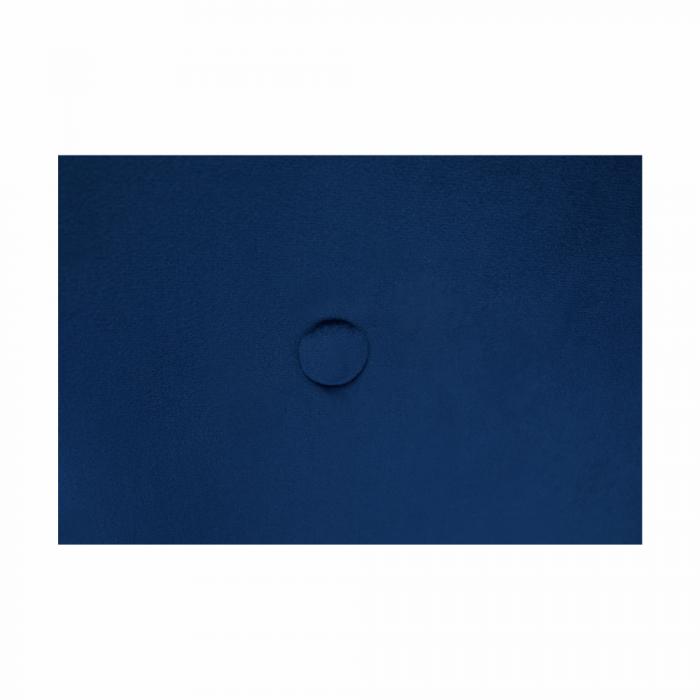 Fotoliu velvet albastru FODIL 11