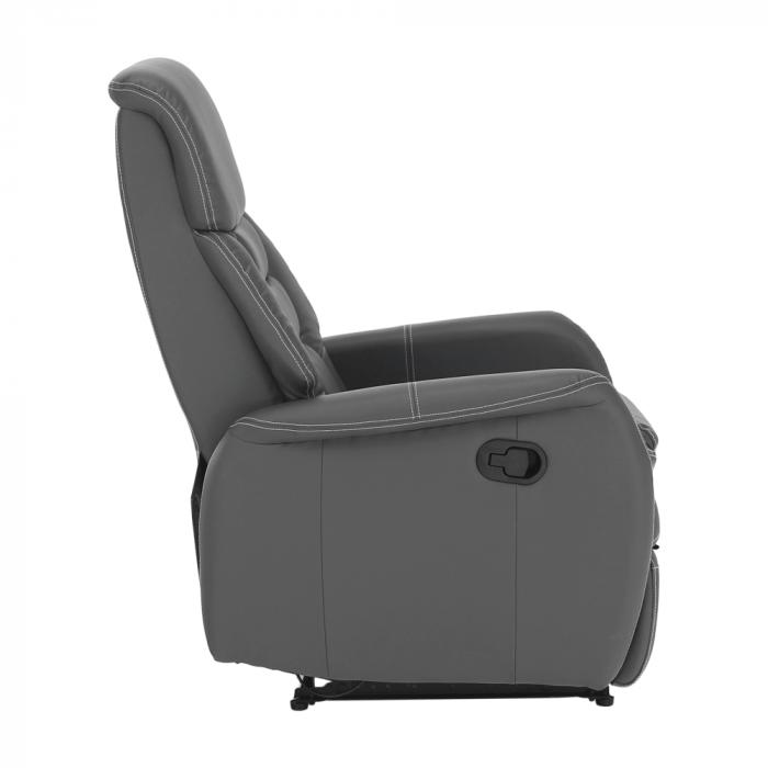 Fotoliu relaxare recliner imitatie piele KOMFY [14]
