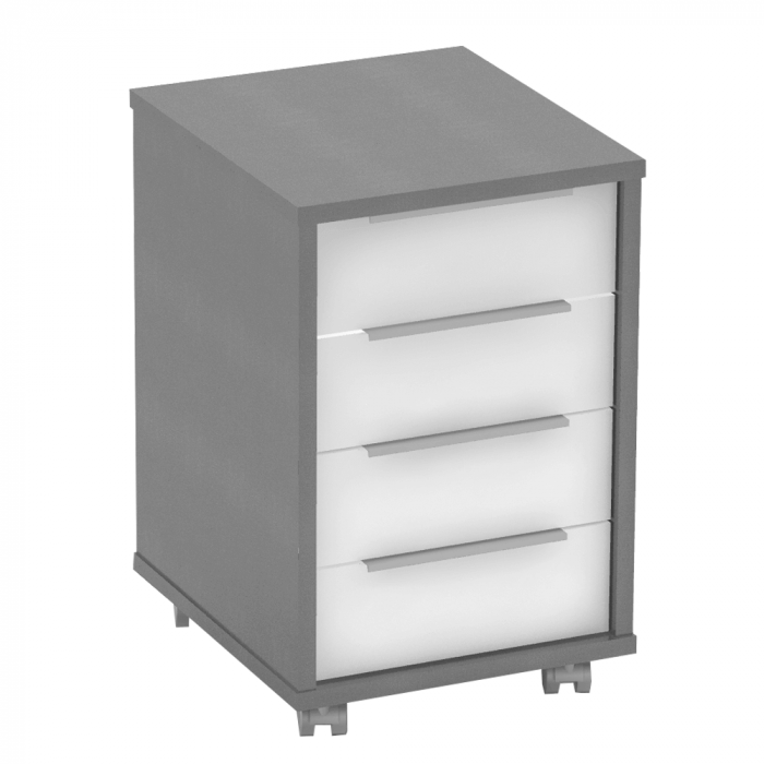 Dulap rollbox pentru birou RIOMA NEW TYP 14 [0]
