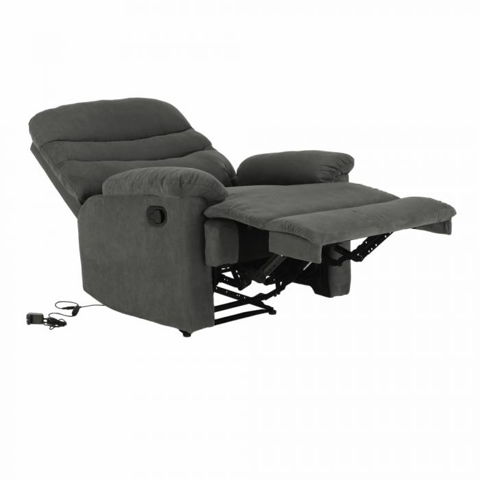 Fotoliu recliner masaj LAMBERT 6