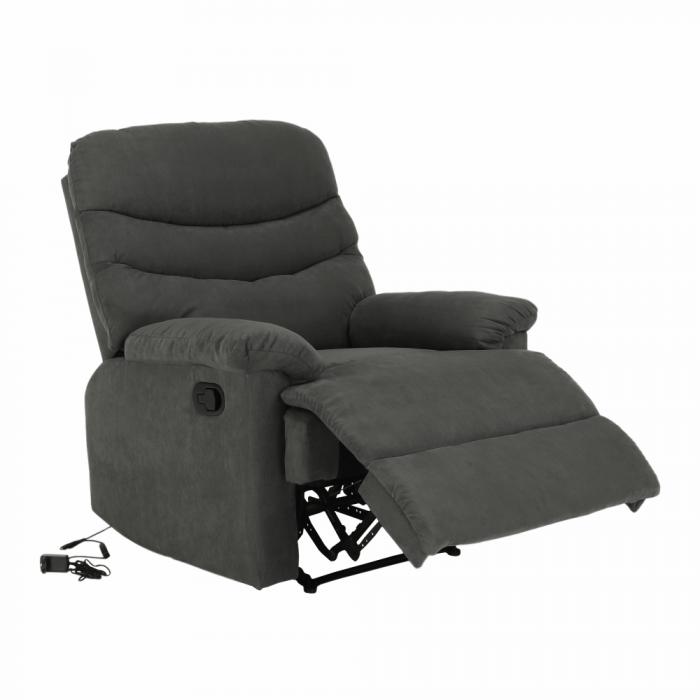 Fotoliu recliner masaj LAMBERT 8