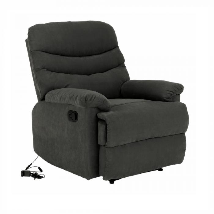 Fotoliu recliner masaj LAMBERT 0