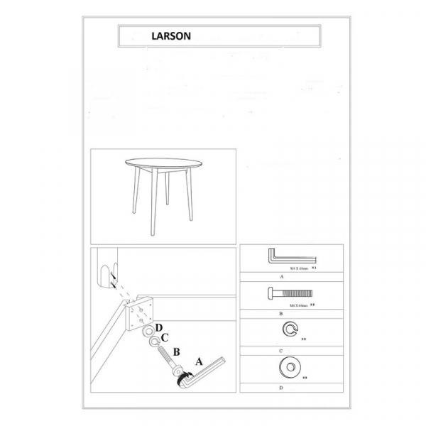 Masa living SL Larson 1