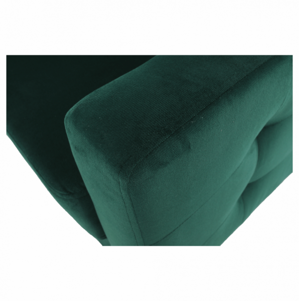 Fotoliu tapitat cadru lemn MEDLIN 16