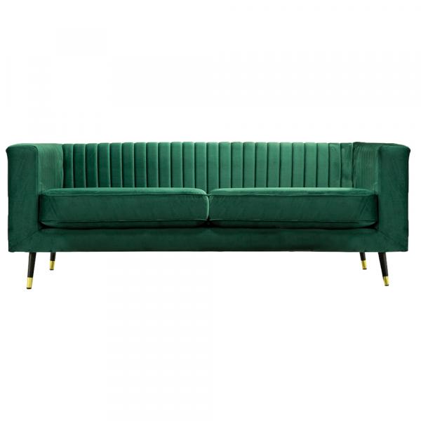 Canapea cu 3 locuri tapitata SOMY 3 [0]