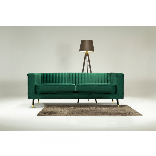 Canapea cu 3 locuri tapitata SOMY 3 [1]
