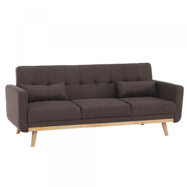 Canapea extensibila cadru lemn ARKADIA 5
