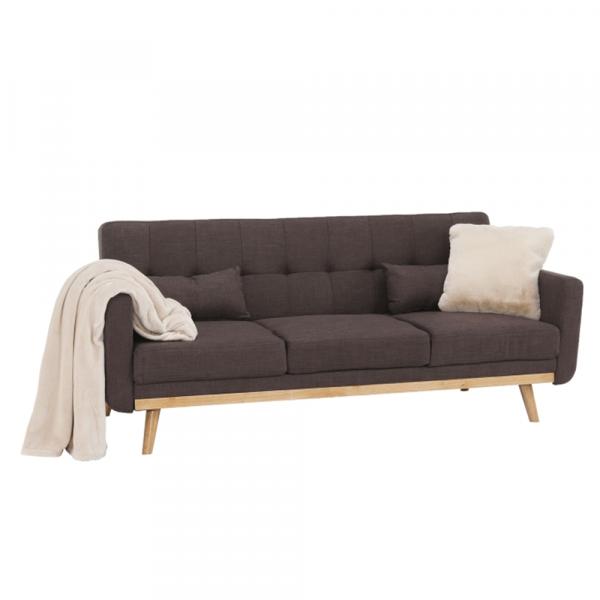 Canapea extensibila cadru lemn ARKADIA 6