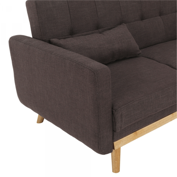 Canapea extensibila cadru lemn ARKADIA 7