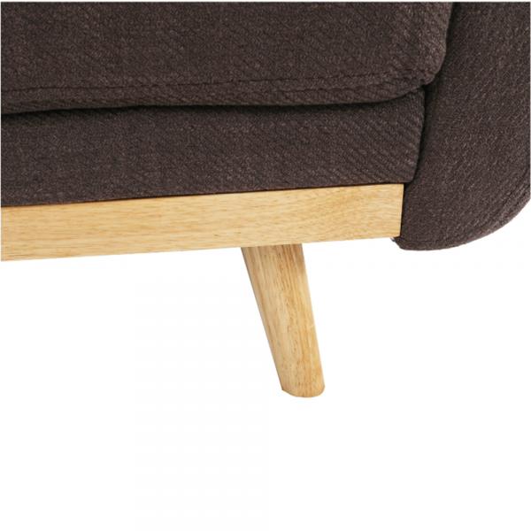 Canapea extensibila cadru lemn ARKADIA 8