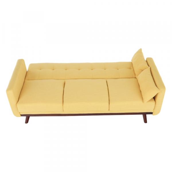 Canapea extensibila cadru lemn ARKADIA 13