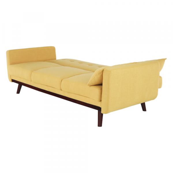Canapea extensibila cadru lemn ARKADIA 14