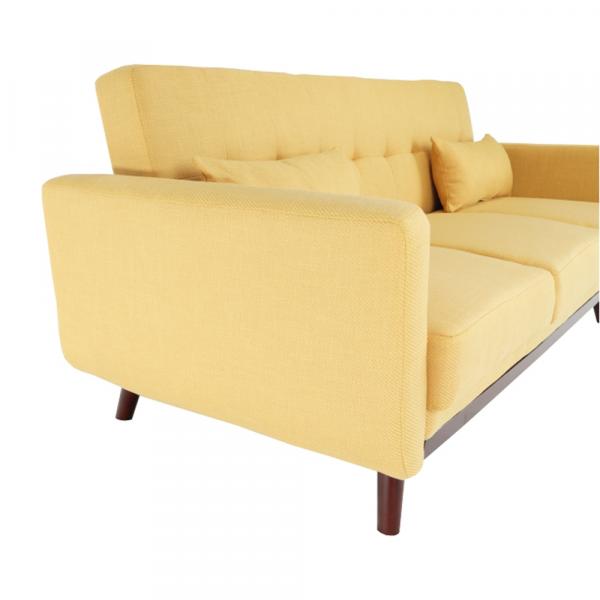 Canapea extensibila cadru lemn ARKADIA 15