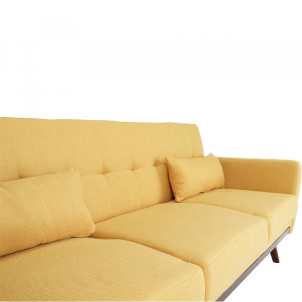 Canapea extensibila cadru lemn ARKADIA 16