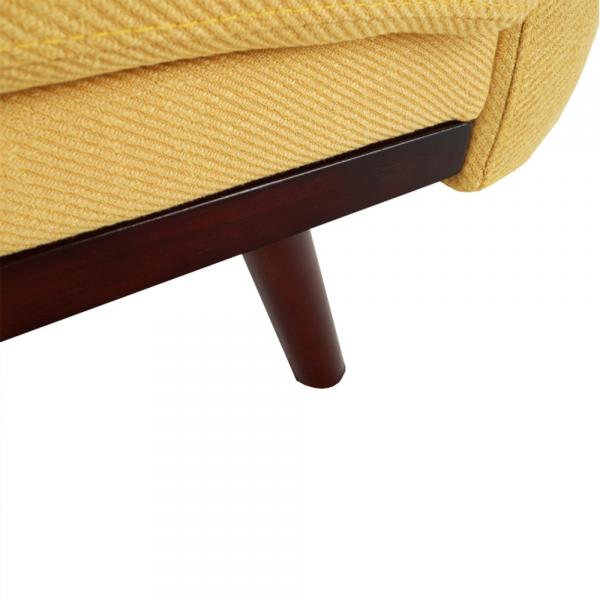 Canapea extensibila cadru lemn ARKADIA 17