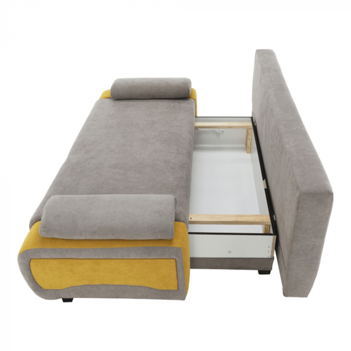 Canapea extensibila cu spatiu depozitare BOLIVIA [7]