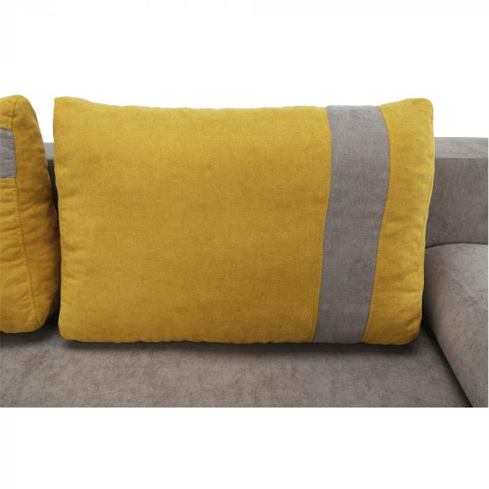 Canapea extensibila cu spatiu depozitare BOLIVIA [9]
