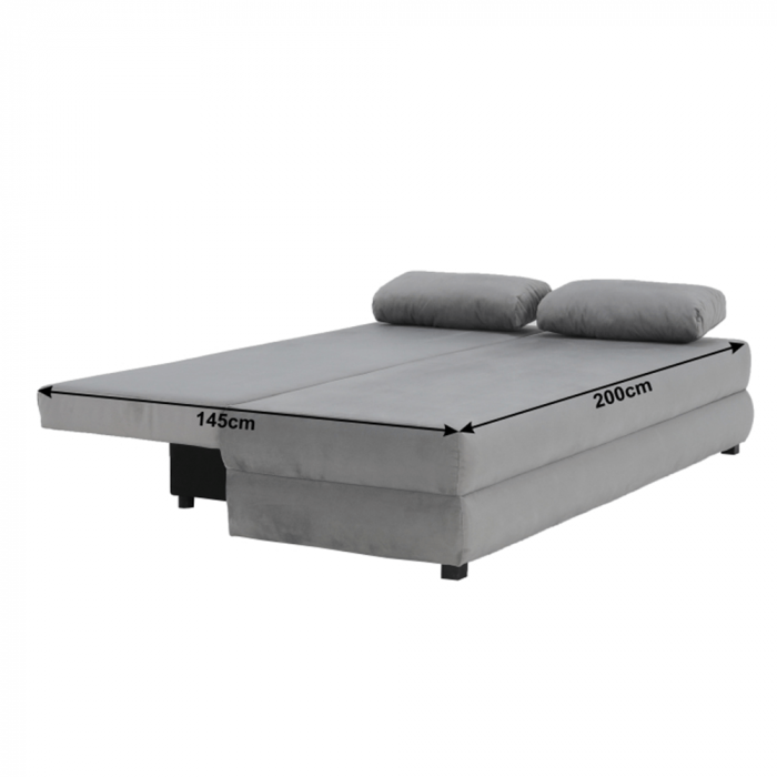 Canapea extensibila cu spatiu depozitare CLIV [12]