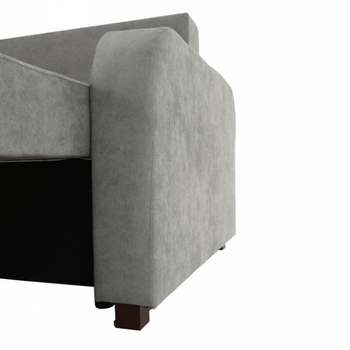 Canapea extensibila cu spatiu depozitare PORTORIKO [14]
