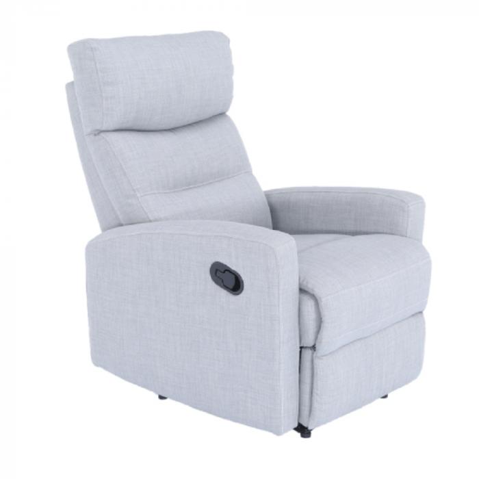 Fotoliu relaxare recliner SILAS 2