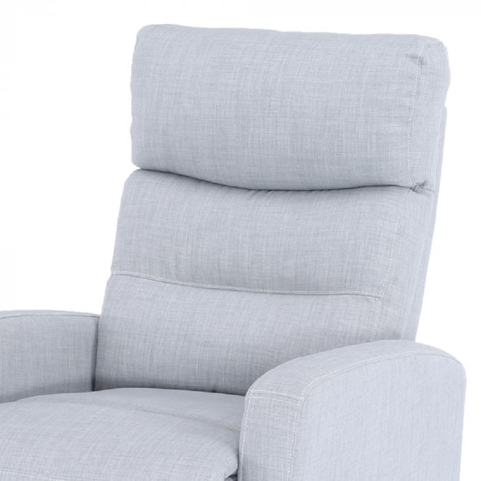 Fotoliu relaxare recliner SILAS 8