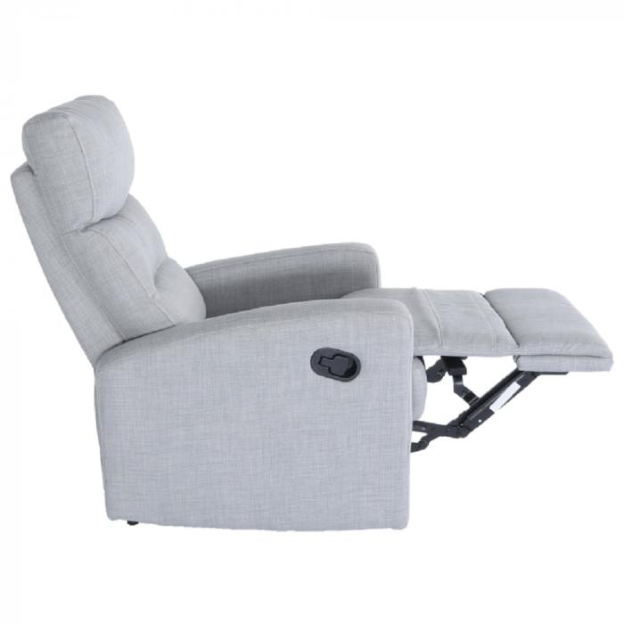 Fotoliu relaxare recliner SILAS 11