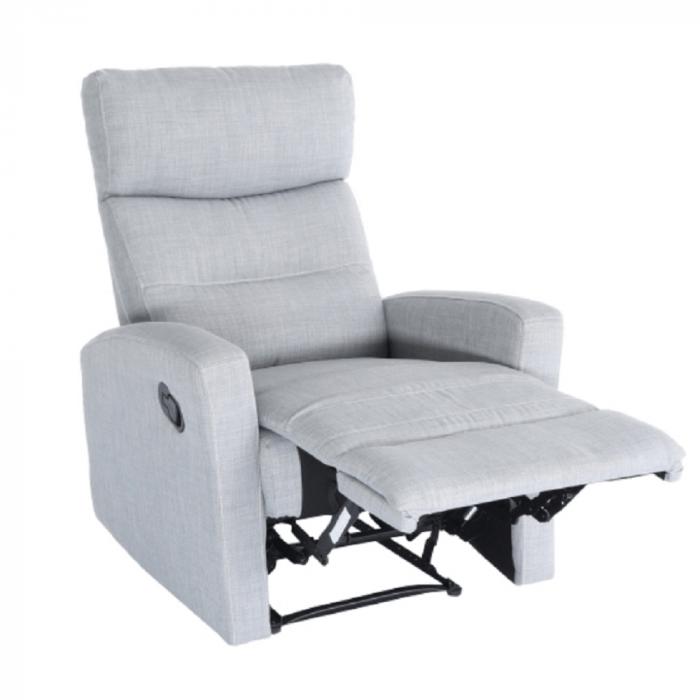 Fotoliu relaxare recliner SILAS 12