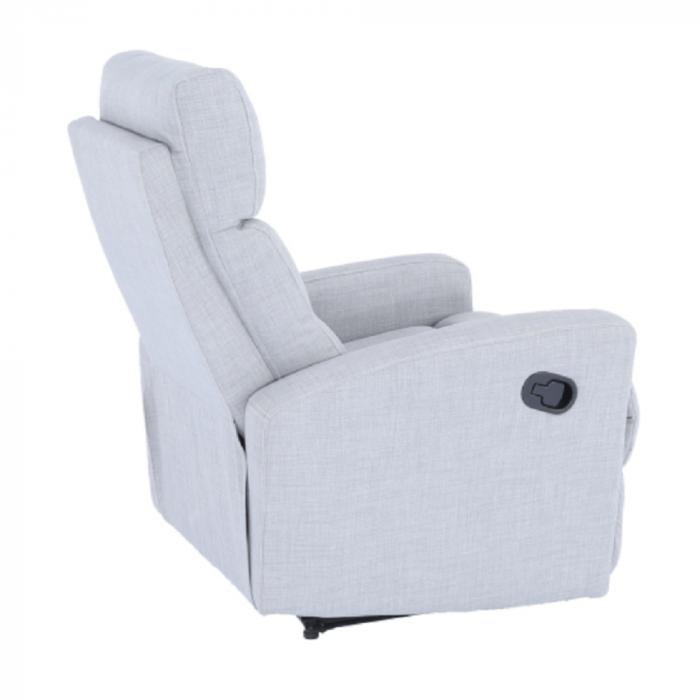 Fotoliu relaxare recliner SILAS 7