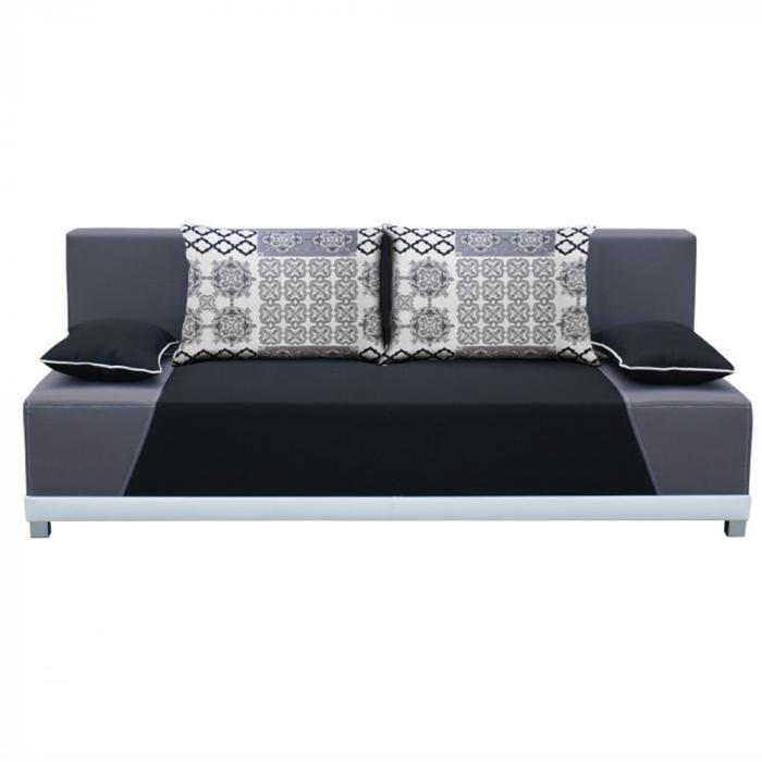 Canapea extensibila cu perne ROKAR 0