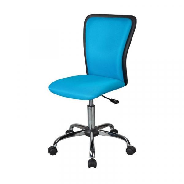 Scaun birou copii mesh SL Q099 albastru 0