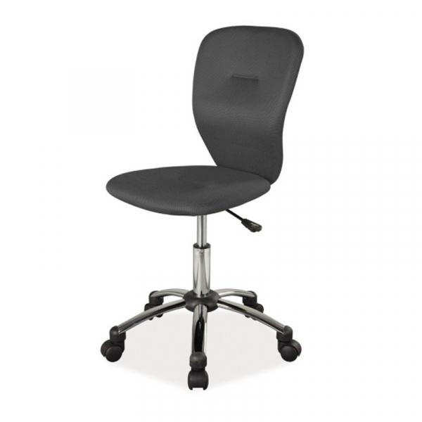 Scaun birou copii SL Q037 negru 0