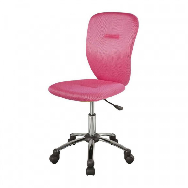 Scaun birou copii SL Q037 roz 1