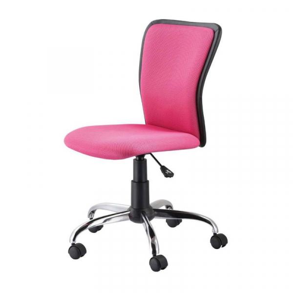 Scaun birou copii mesh SL Q099 roz 0