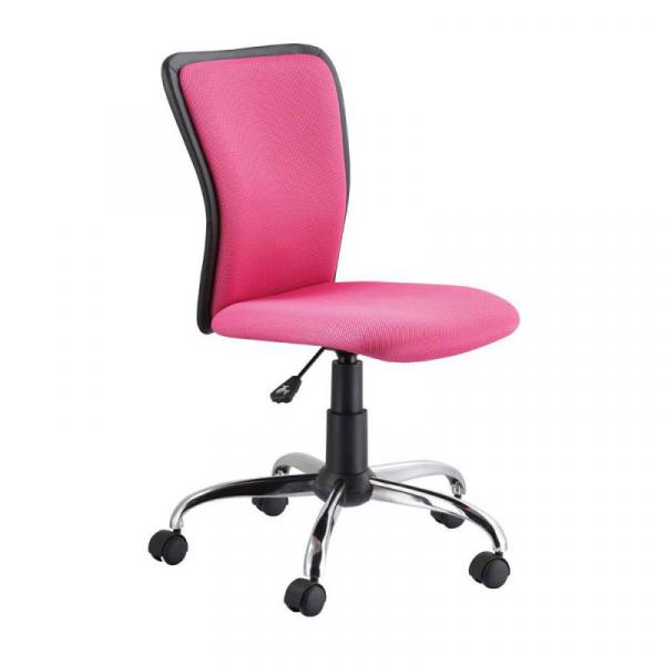 Scaun birou copii mesh SL Q099 roz 1