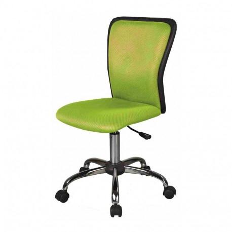 Scaun birou copii mesh SL Q099 verde 0