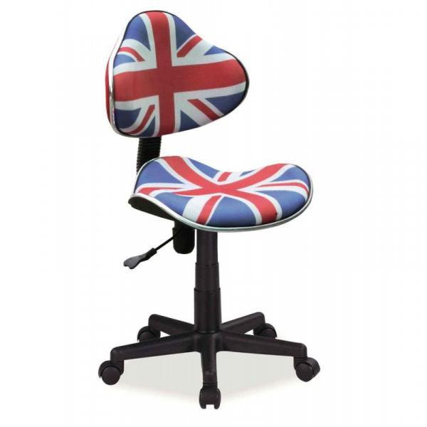 Scaun birou copii mesh SL QG2 UK [1]