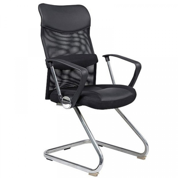 Scaun birou mesh SL Q030 negru 1