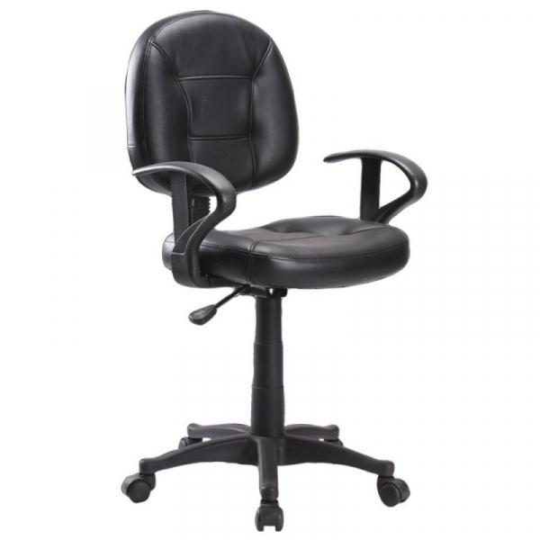 Scaun birou SL Q011 negru 1