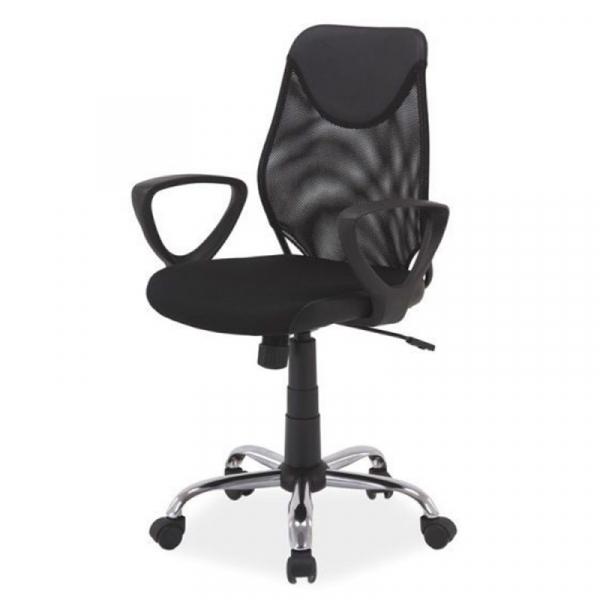 Scaun birou mesh SL Q146 negru 0