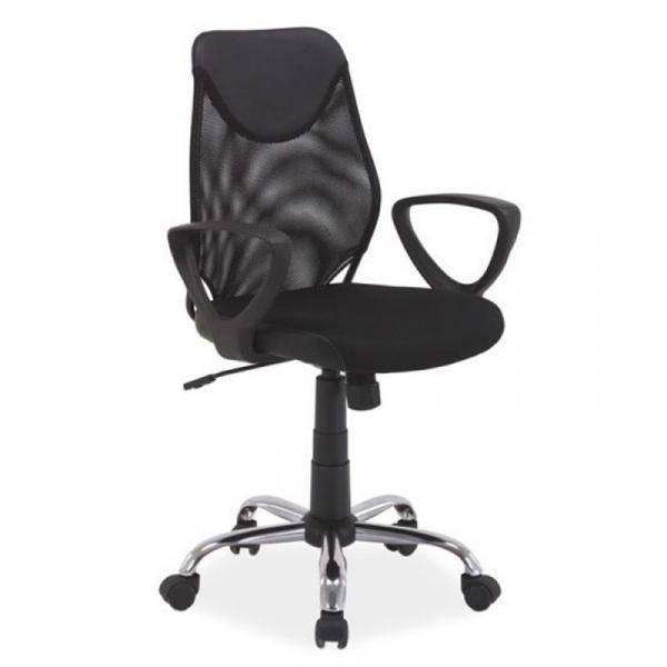 Scaun birou mesh SL Q146 negru 2