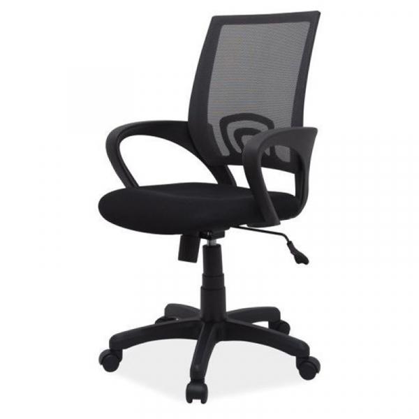 Scaun birou mesh SL Q148 negru 0